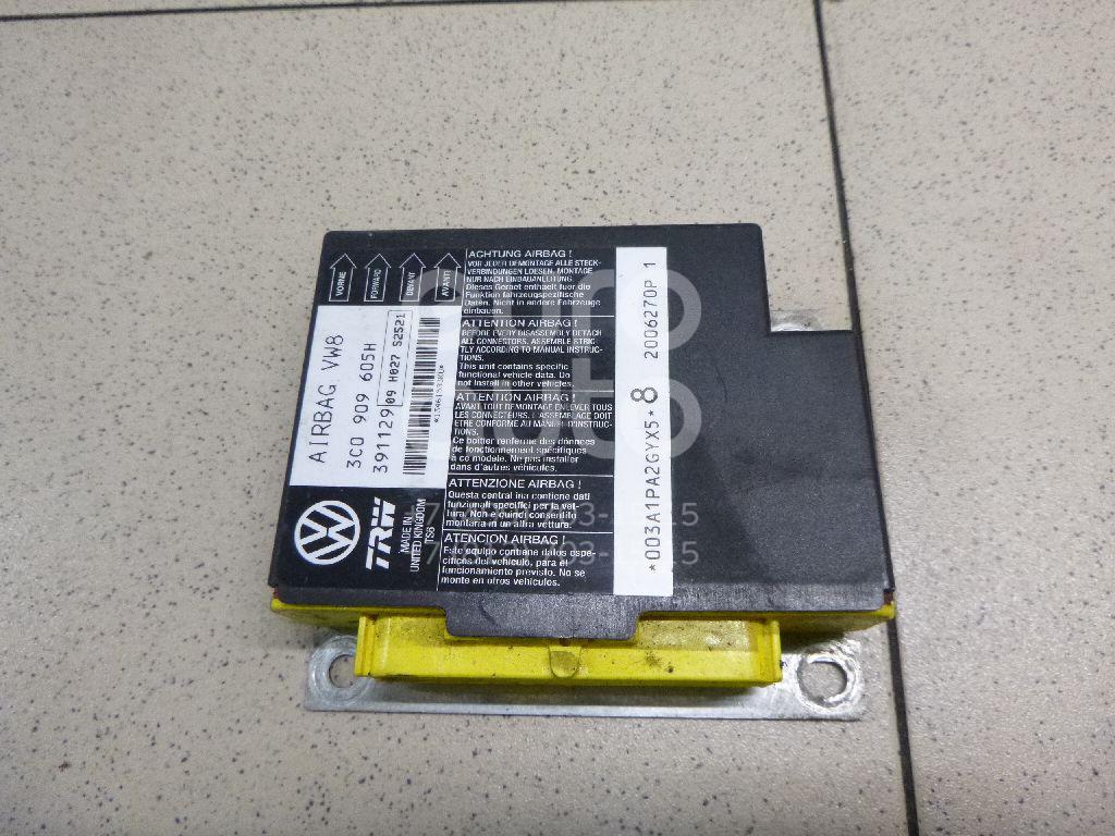 Купить Блок управления AIR BAG Seat Leon (1P1) 2005-2013; (3C0909605Q004)