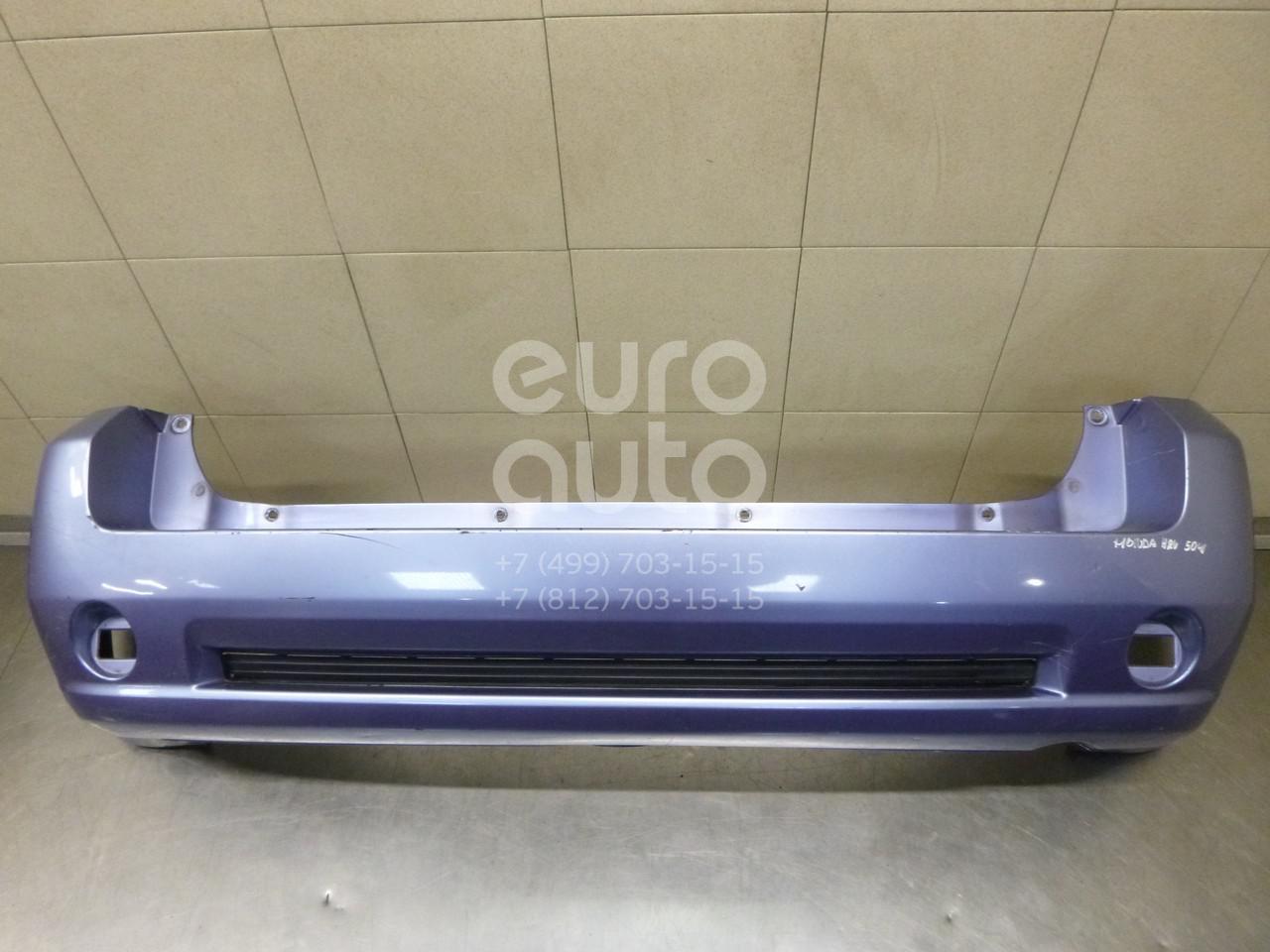 Купить Бампер задний Honda HR-V 1999-2005; (71501S2HJ00ZA)