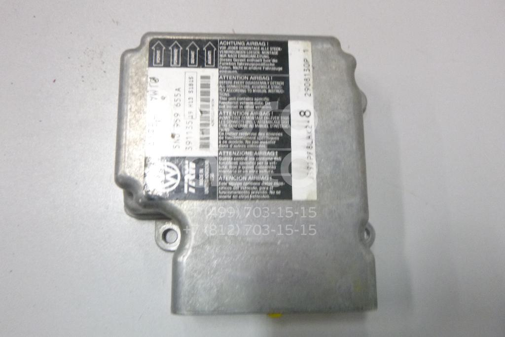 Купить Блок управления AIR BAG VW Passat [B6] 2005-2010; (5N0959655A)