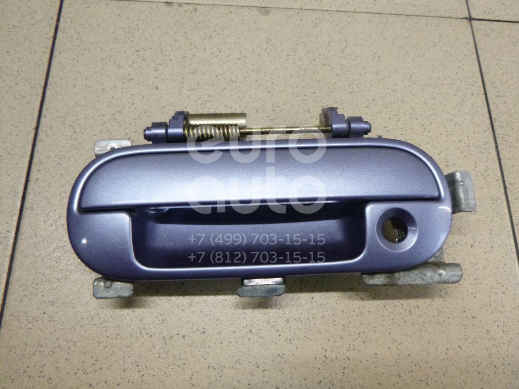 Купить Ручка двери передней наружная левая Honda HR-V 1999-2005; (72180SL9003YM)