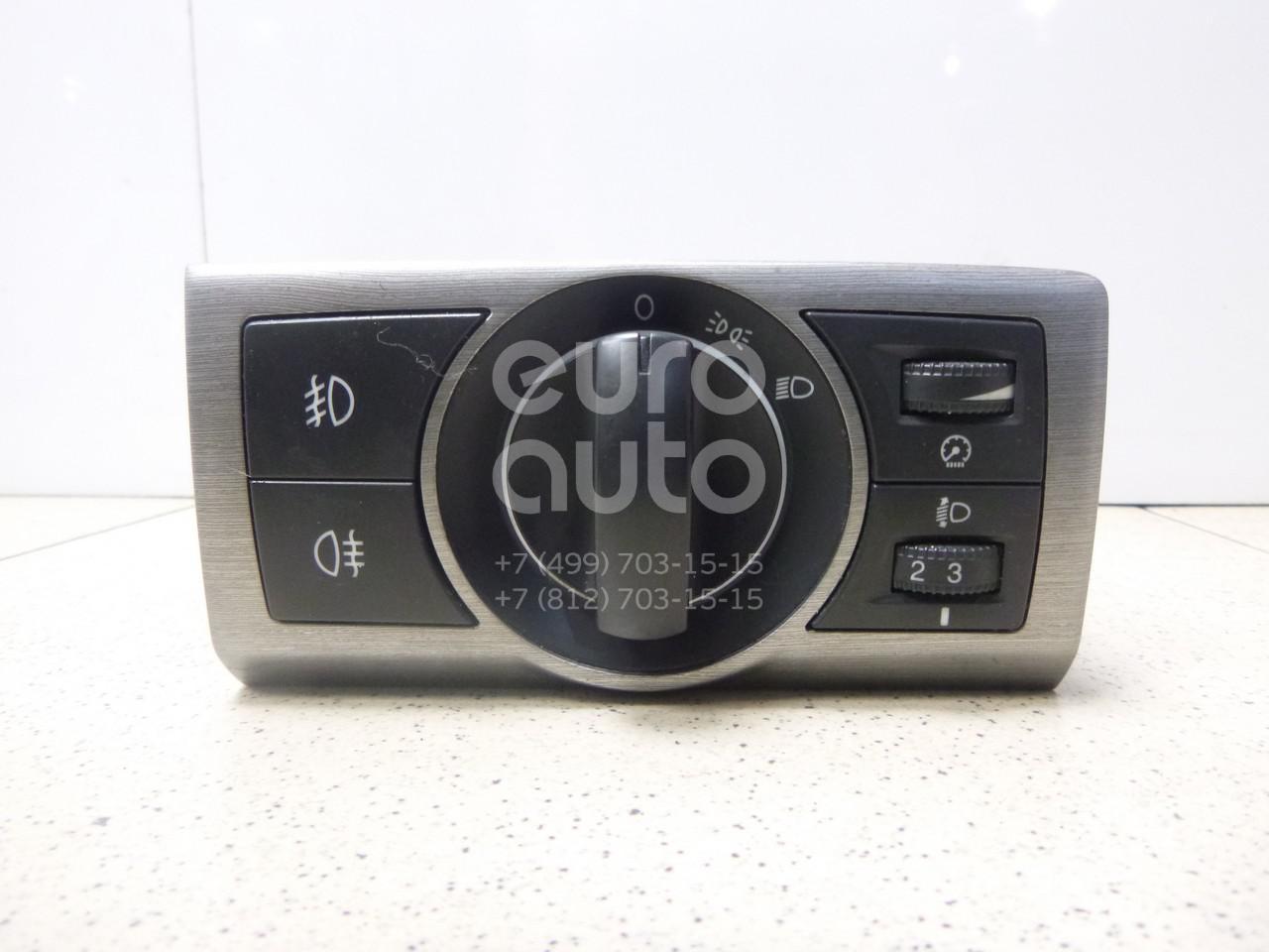 Купить Переключатель света фар Opel Antara 2007-2015; (96628675)