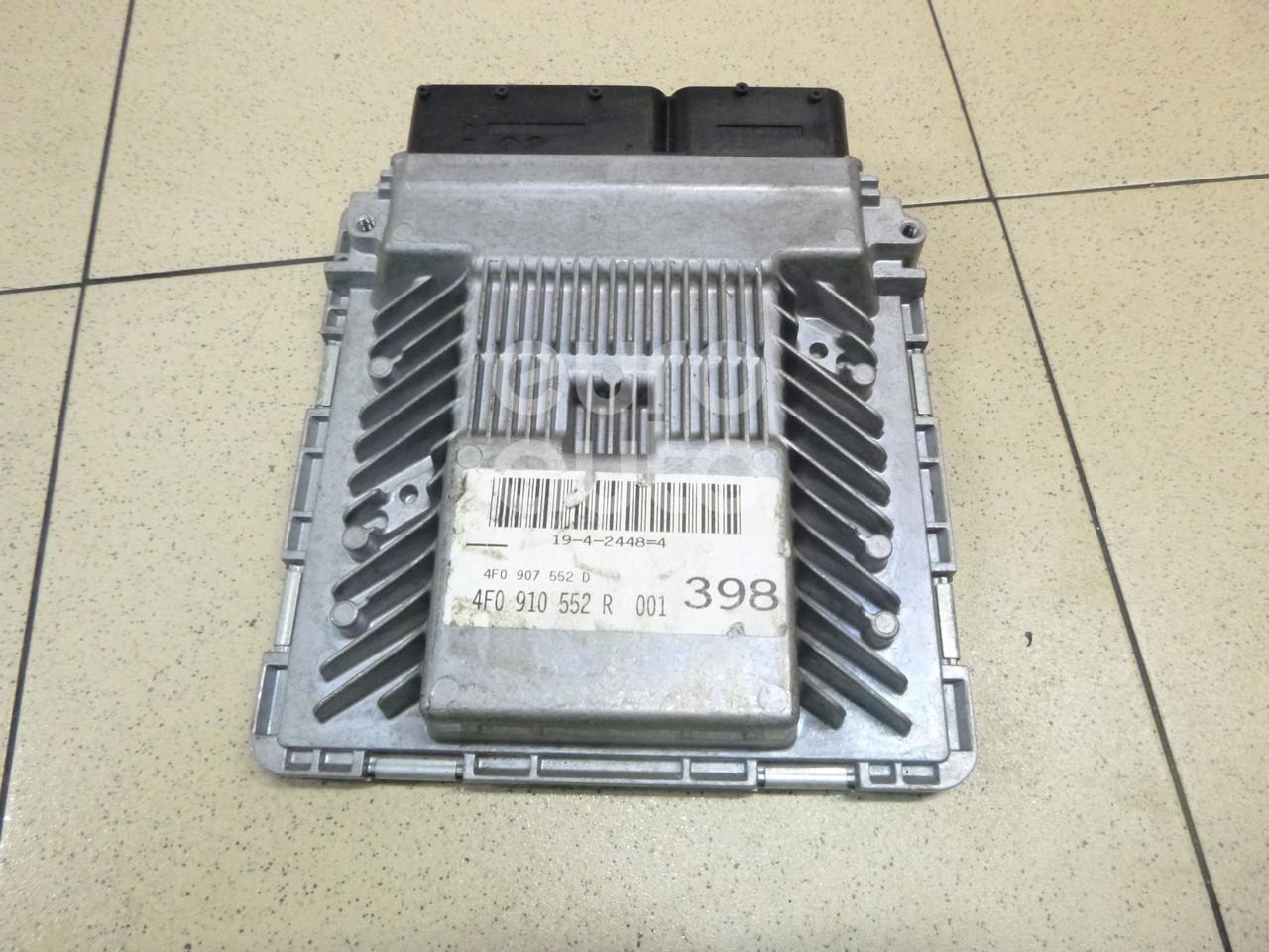 Купить Блок управления двигателем Audi A6 [C6, 4F] 2004-2011; (4F0910552T)