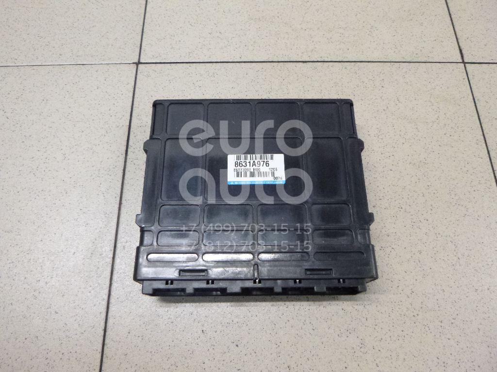 Купить Блок управления двигателем Mitsubishi Pajero/Montero IV (V8, V9) 2007-; (8631A976)