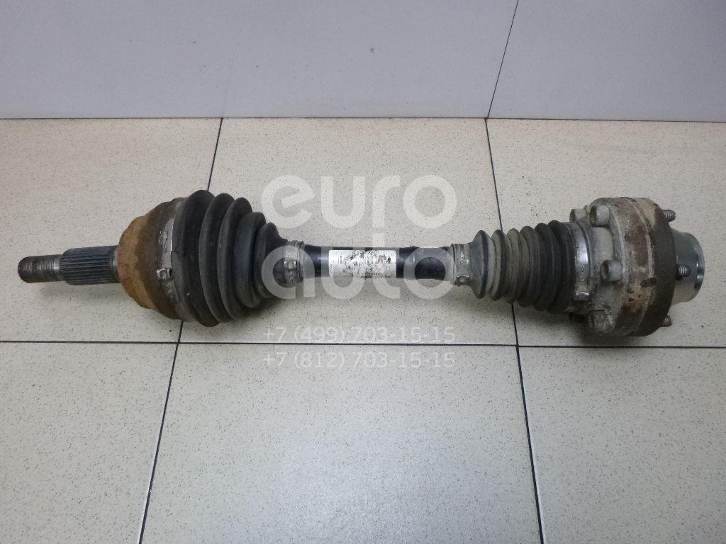 Купить Полуось передняя VW Touareg 2002-2010; (7L0407271F)