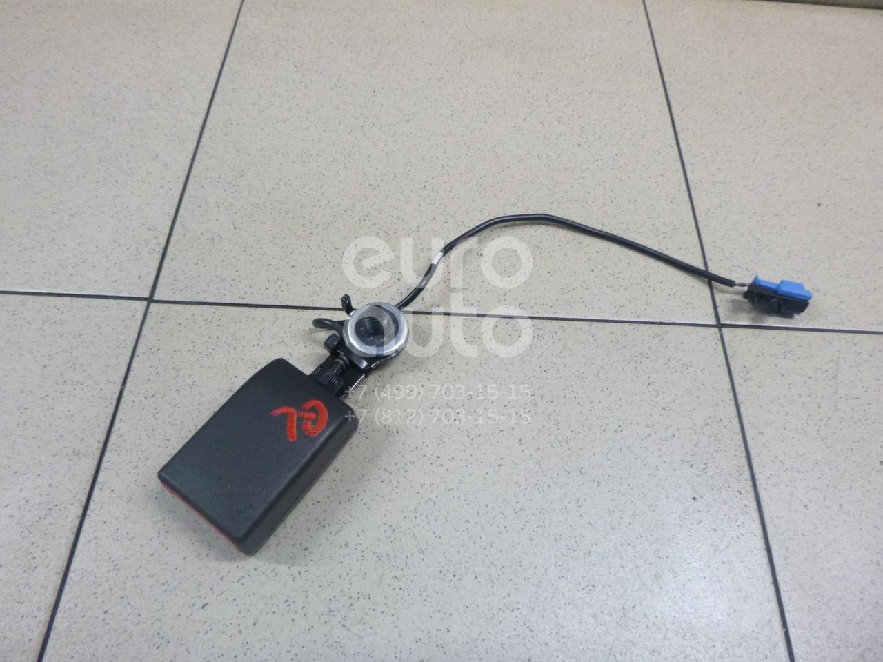 Купить Ответная часть ремня безопасности Mercedes Benz GL-Class X166 (GL/GLS) 2012-; (1668602469)