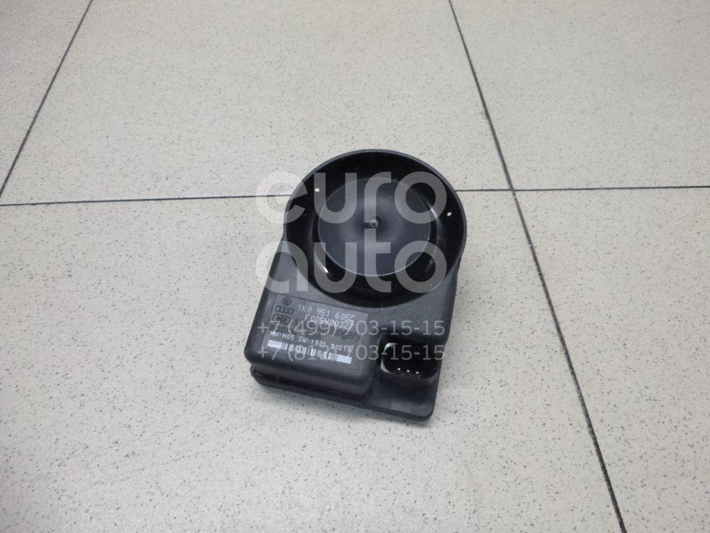 Купить Сирена сигнализации (штатной) VW Tiguan 2011-2016; (1K0951605C)