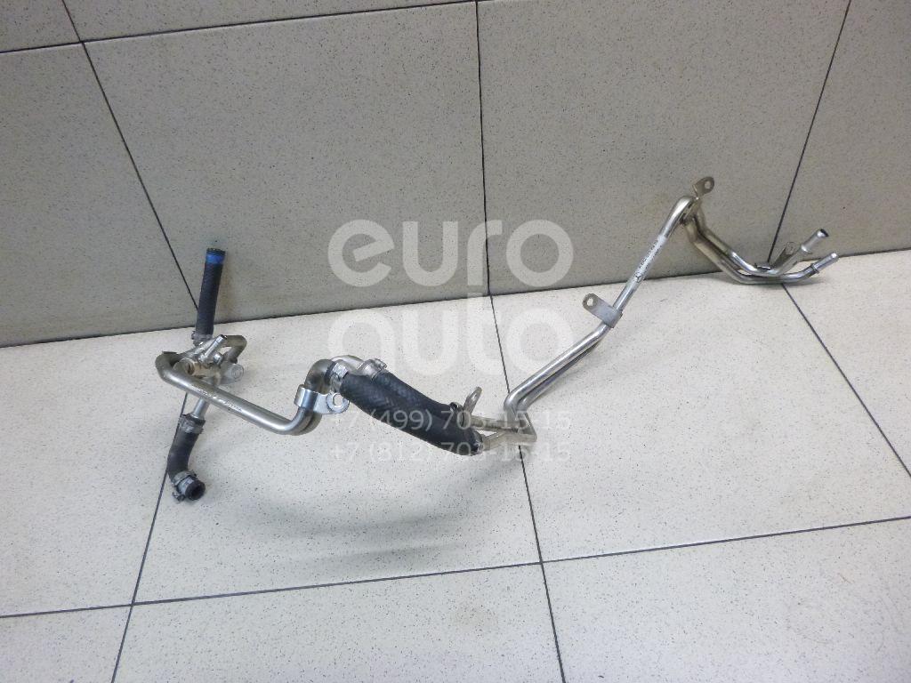 Купить Трубка топливная Mercedes Benz GL-Class X166 (GL/GLS) 2012-; (6420708932)
