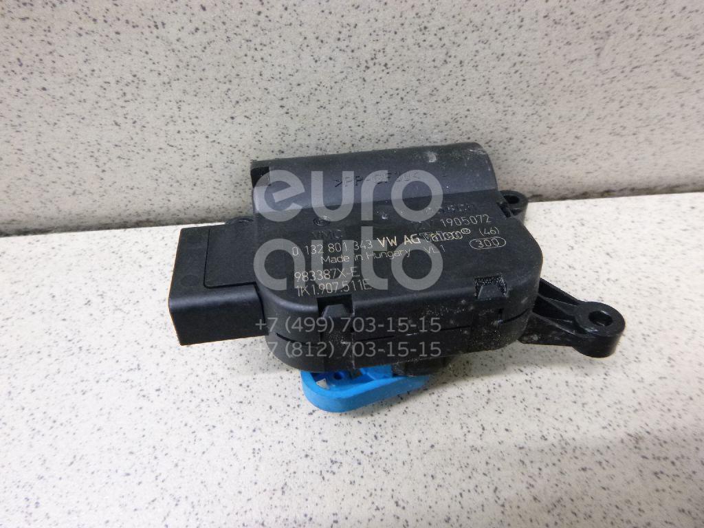 Купить Моторчик заслонки отопителя Audi A3 [8PA] Sportback 2004-2013; (0132801343)