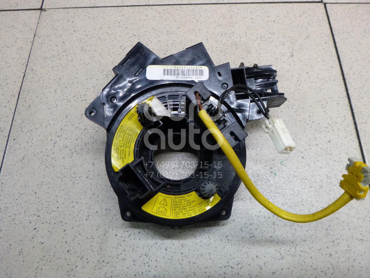 Купить Механизм подрулевой для SRS (ленточный) Ford Focus II 2008-2011; (1763646)