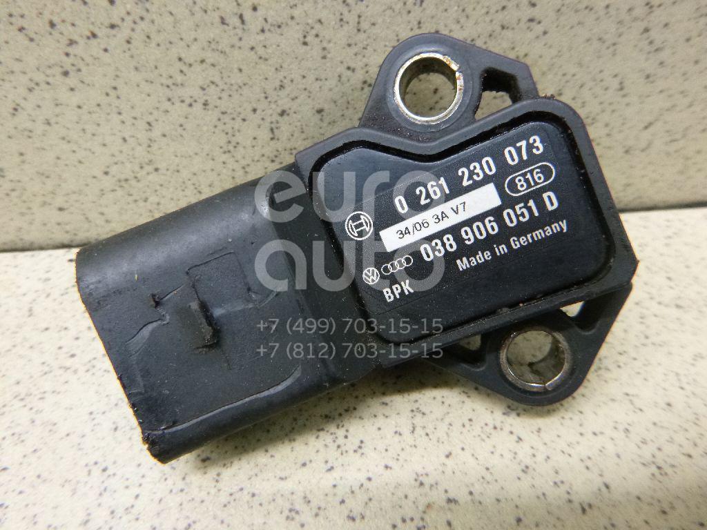 Купить Датчик абсолютного давления Audi A3 [8PA] Sportback 2004-2013; (0261230073)