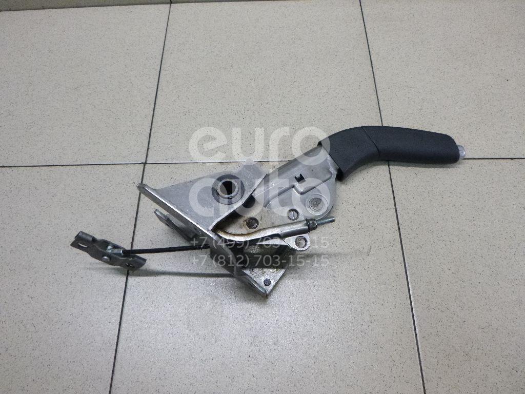 Купить Рычаг стояночного тормоза Nissan Primera P12E 2002-2007; (36010BA00A)