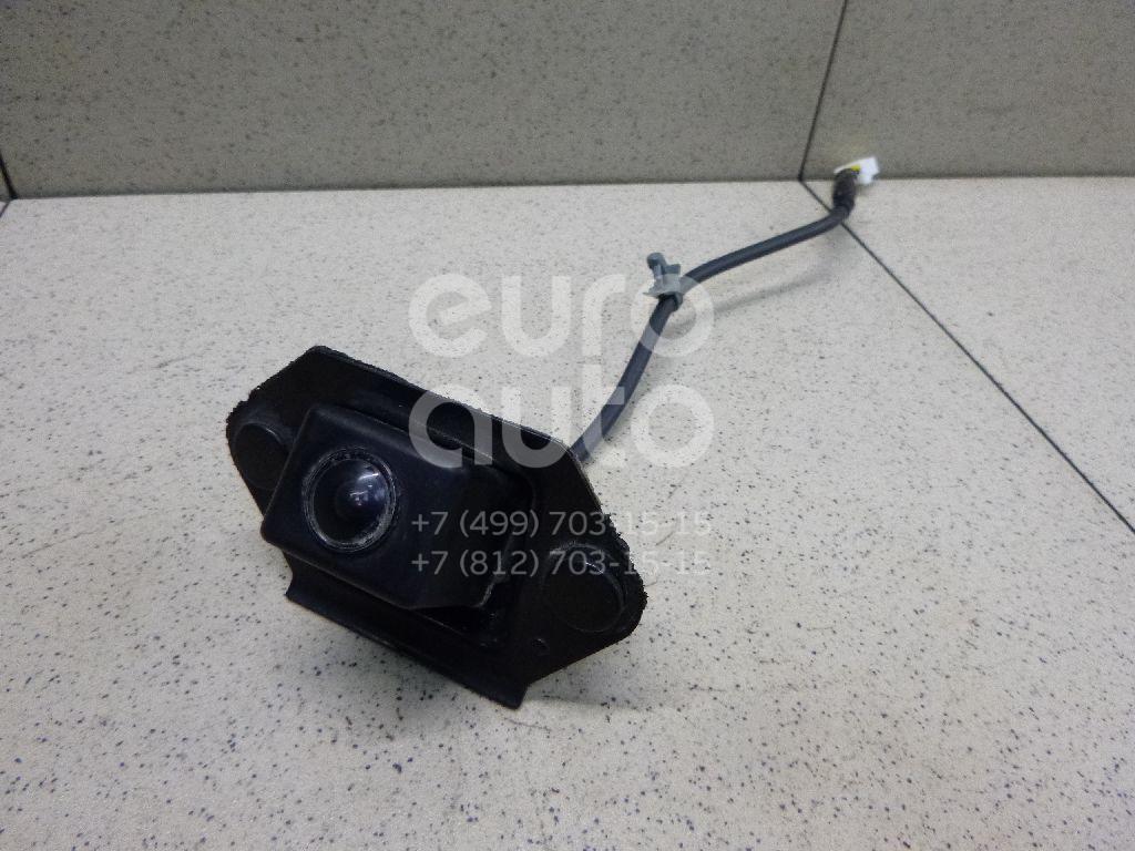 Купить Камера заднего вида Nissan Primera P12E 2002-2007; (28442BA10A)