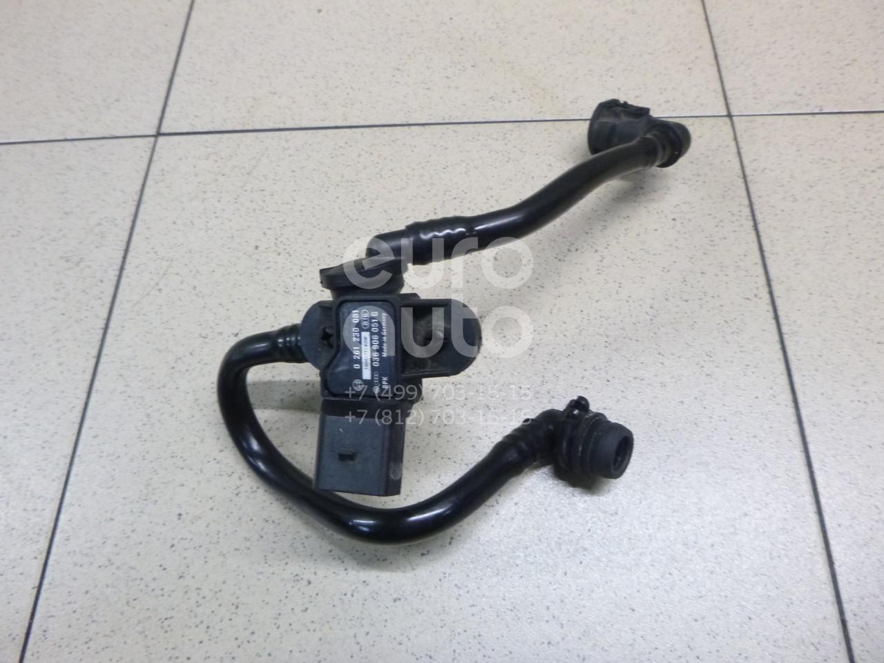 Купить Датчик давления Audi A3 [8PA] Sportback 2004-2013; (0261230081)