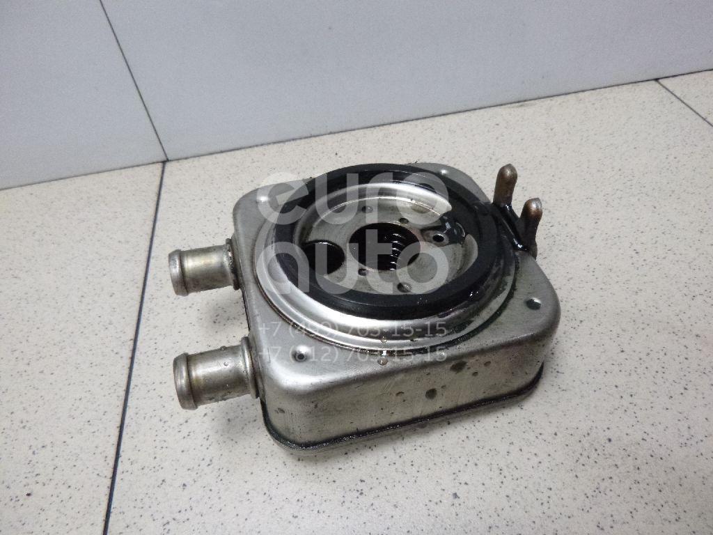 Радиатор масляный Chevrolet Captiva (C100) 2006-2010; (96440251)  - купить со скидкой