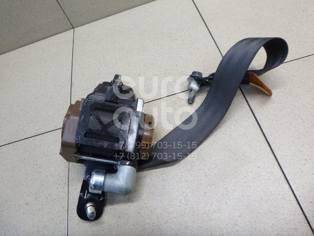 Купить Ремень безопасности с пиропатроном Chevrolet Aveo (T250) 2005-2011; (96866964)