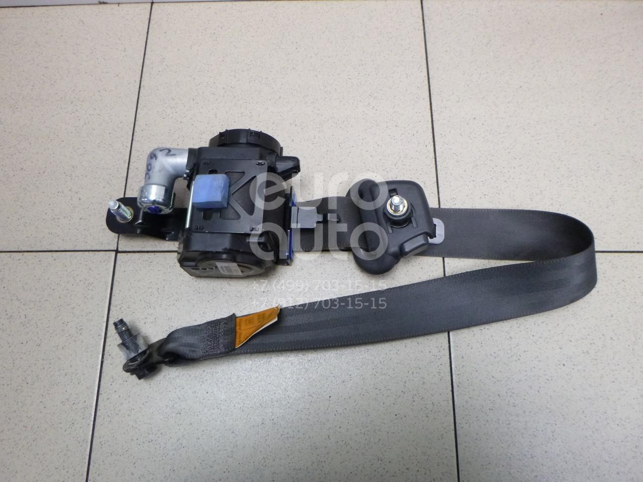 Купить Ремень безопасности с пиропатроном Chevrolet Aveo (T250) 2005-2011; (96895016)