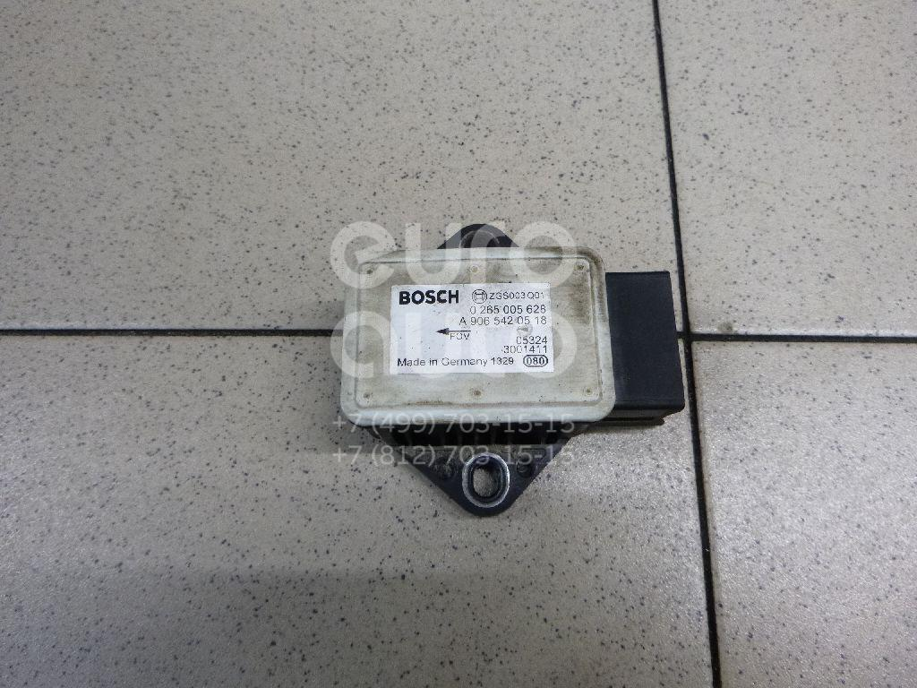 Купить Датчик ускорения Mercedes Benz Vito/Viano-(639) 2003-2014; (9065420518)