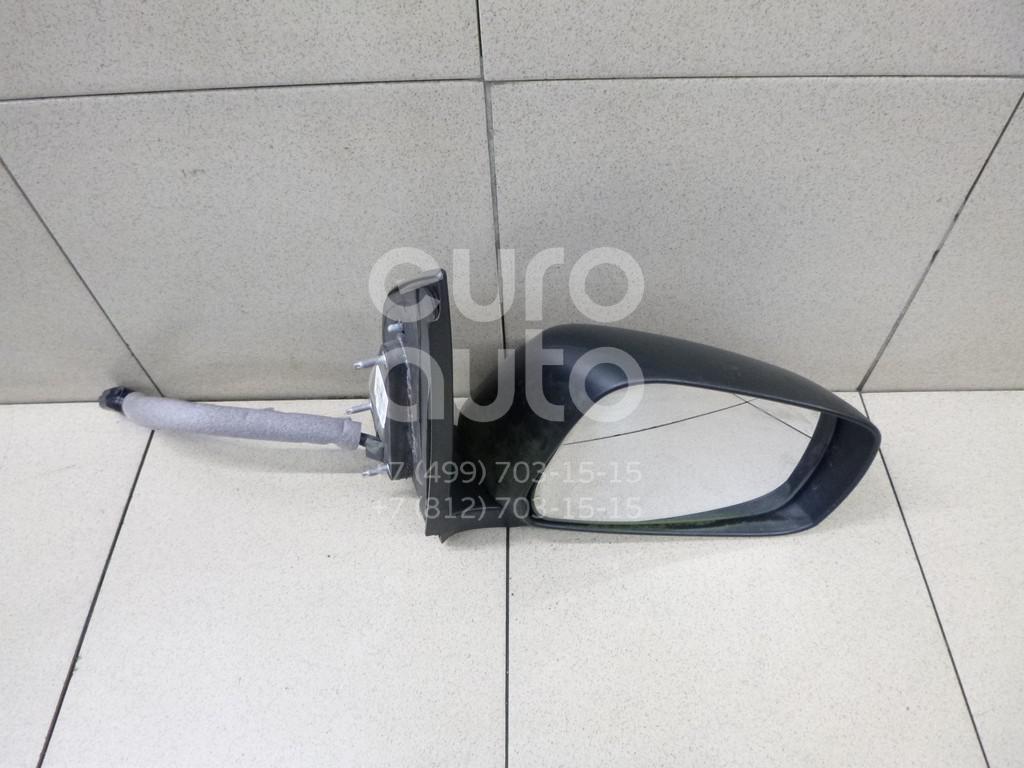 Купить Зеркало правое электрическое Nissan Navara (D40) 2005-2015; (96301EB010)