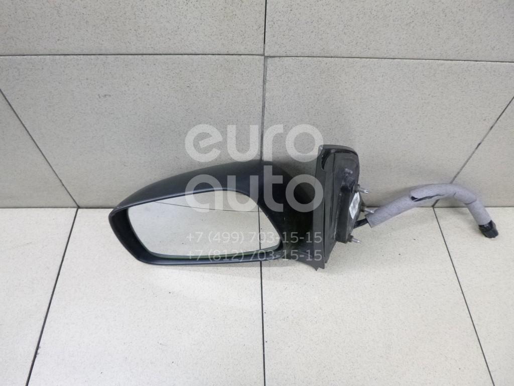 Купить Зеркало левое электрическое Nissan Navara (D40) 2005-2015; (96302EB010)
