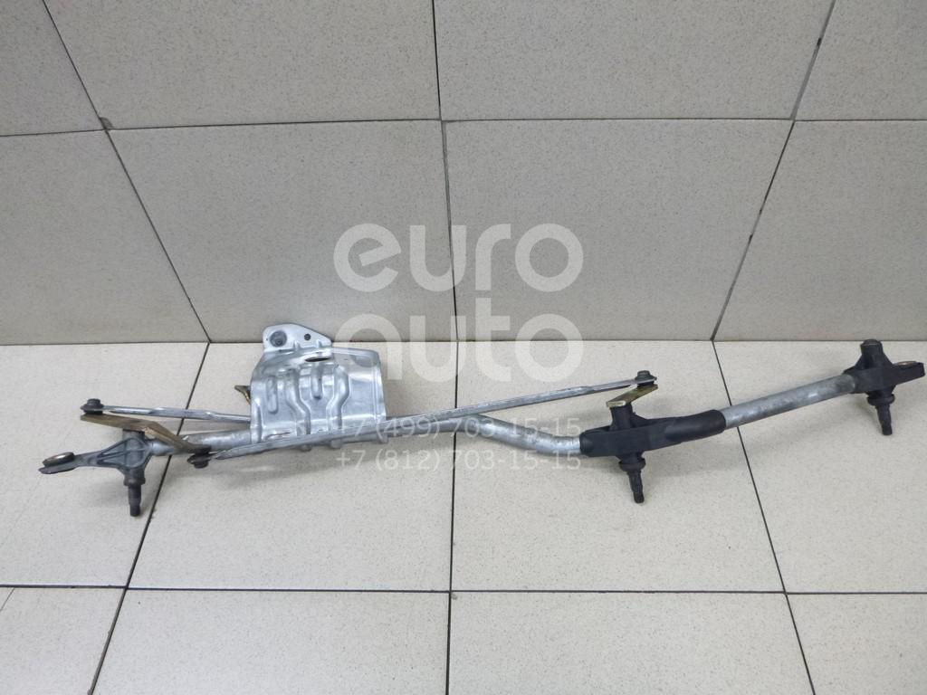 Купить Трапеция стеклоочистителей Renault Scenic II 2003-2009; (8200327016)
