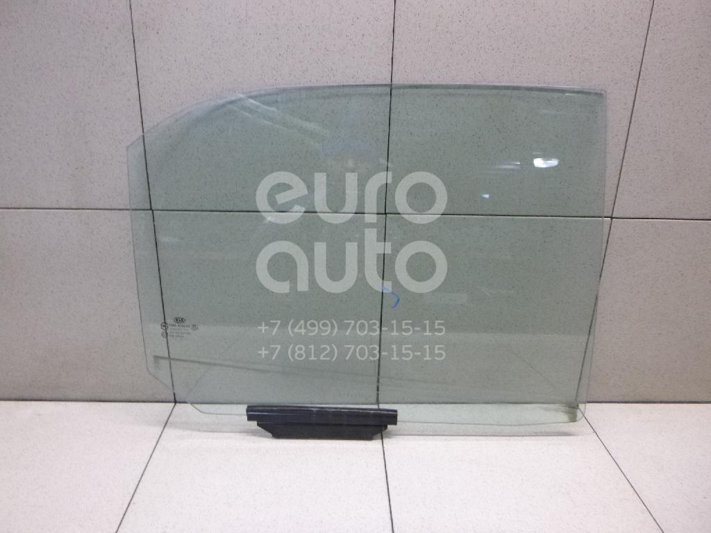 Стекло двери задней правой Kia Picanto 2011-; (834201Y010)  - купить со скидкой