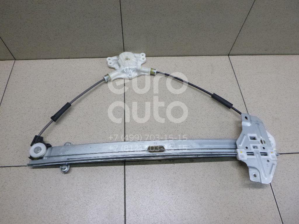 Купить Стеклоподъемник электр. передний правый Kia Picanto 2011-; (824041Y010)