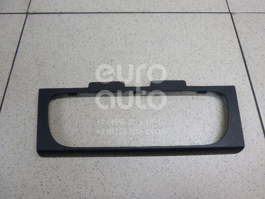 Купить Накладка декоративная VW Polo (Sed RUS) 2011-; (6R1820039C1QB)