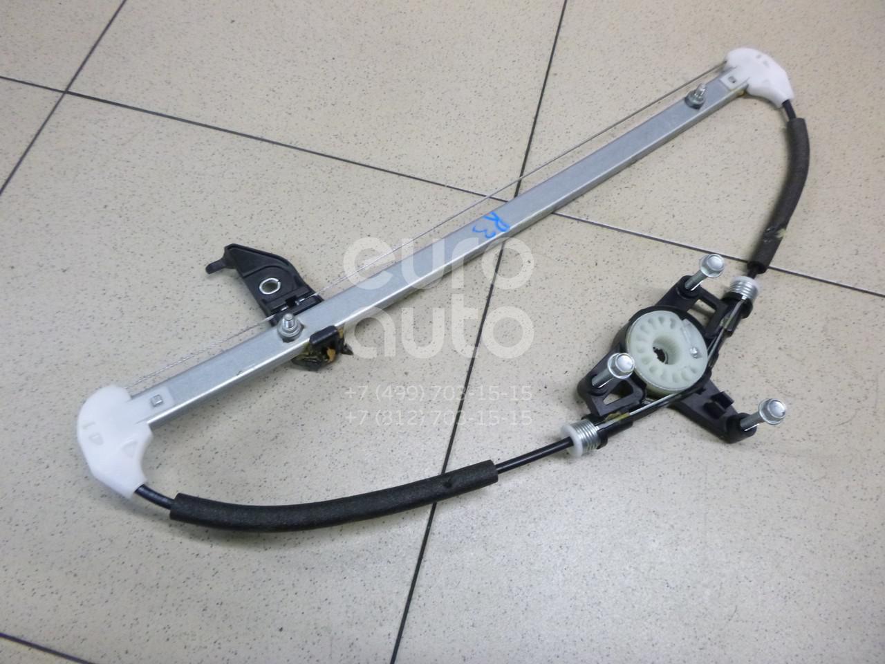 Купить Стеклоподъемник электр. задний правый Mazda Mazda 3 (BM) 2013-2016; (BHN972590A)