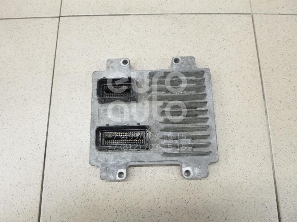 Купить Блок управления двигателем Opel Astra J 2010-; (12654172)
