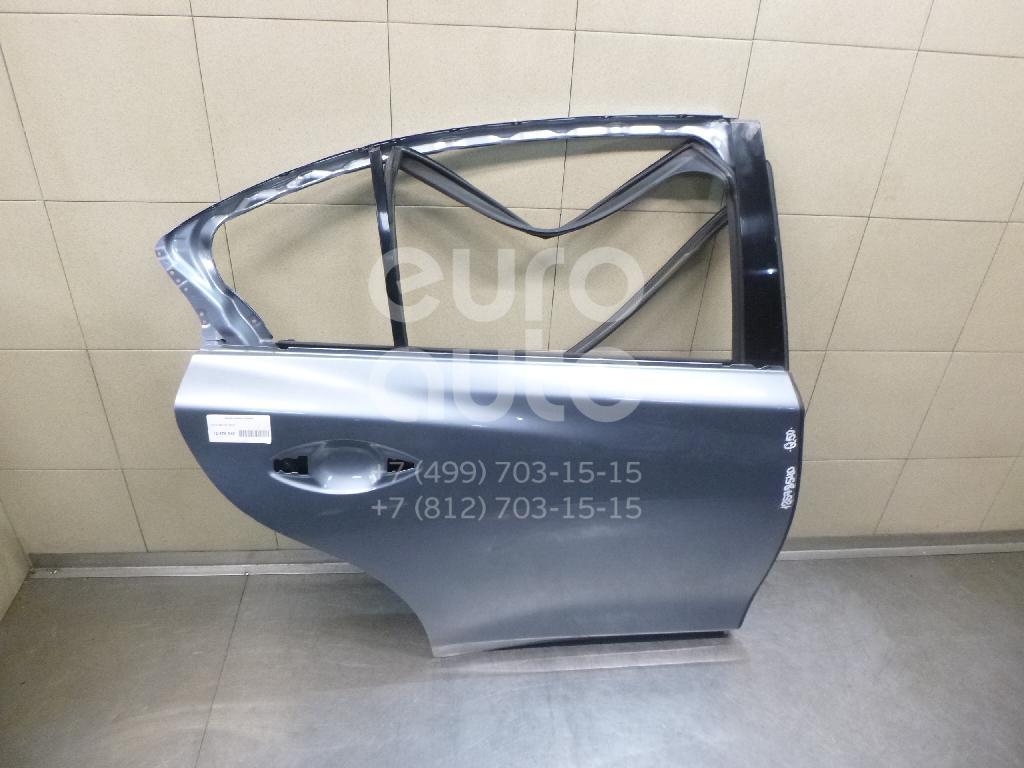 Купить Дверь задняя правая Infiniti Q50 (V37) 2013-; (H210M4GAMA)