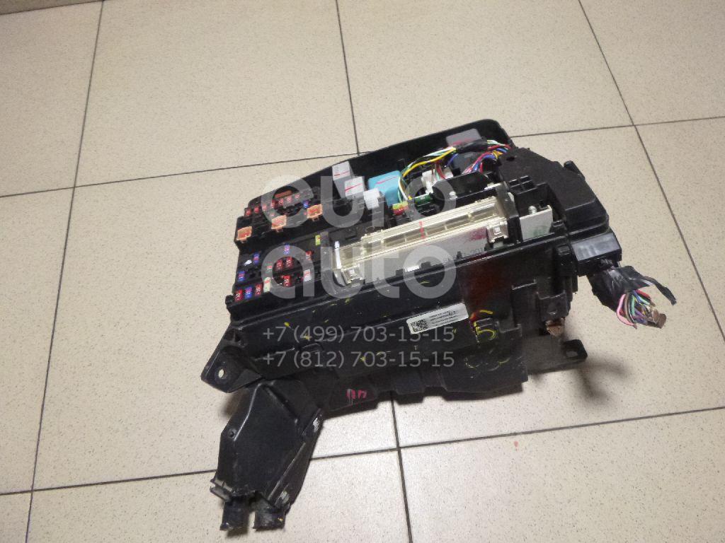 Купить Блок предохранителей Toyota Verso 2009-; (8274102030)