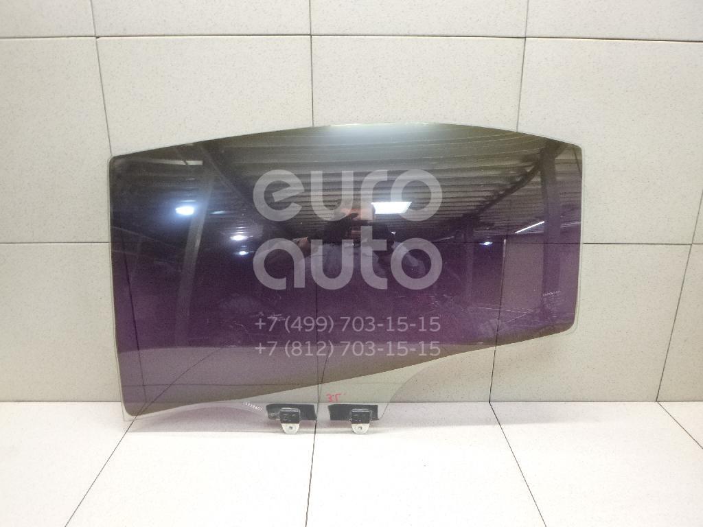 Стекло двери задней левой Honda Civic 4D 2006-2012; (73450SNBE00)  - купить со скидкой