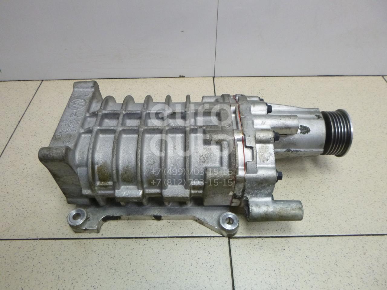 Купить Турбокомпрессор (турбина) VW Passat [B6] 2005-2010; (03C145601E)