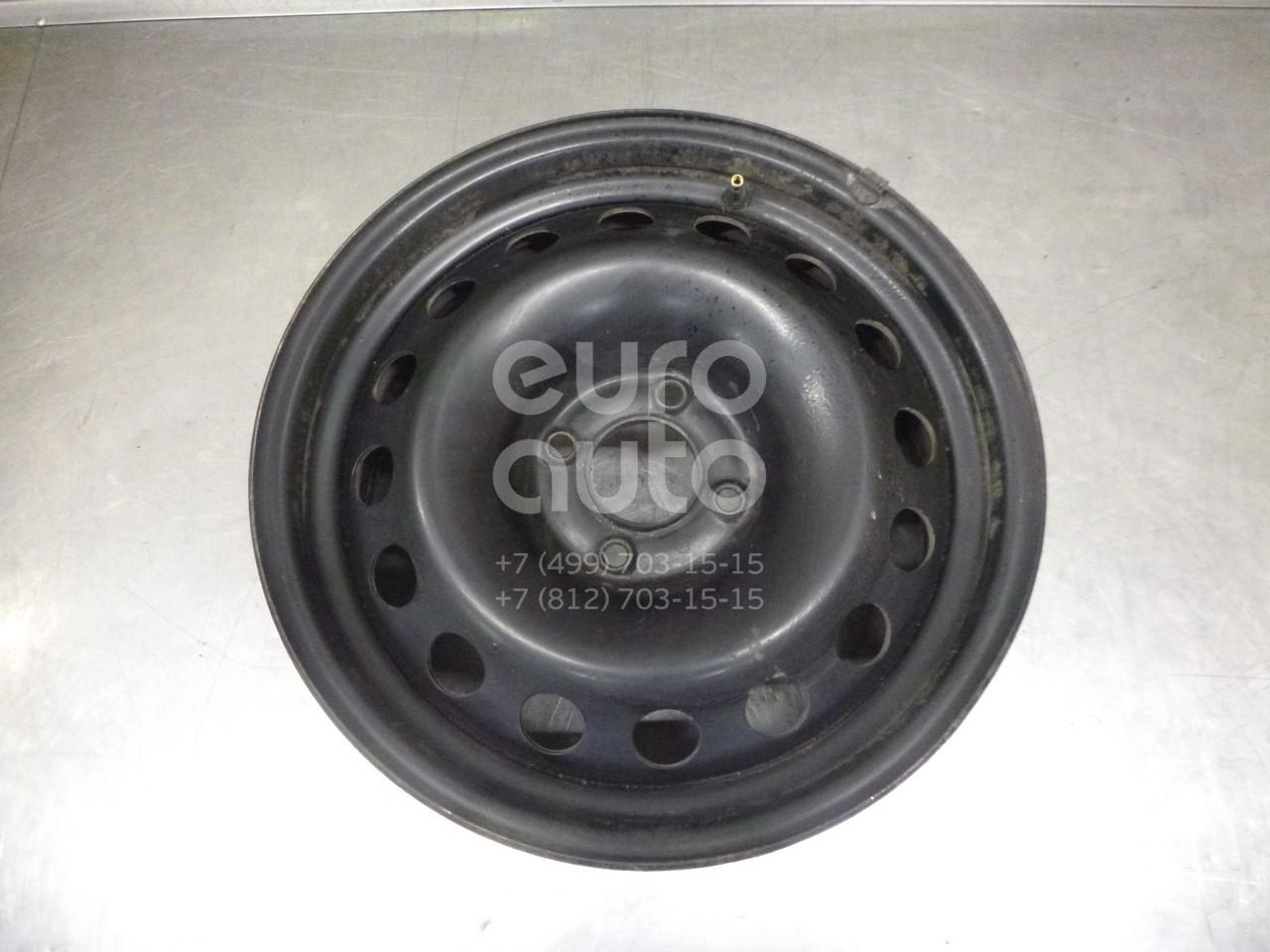Купить Диск колесный железо Citroen C5 2004-2008; (5401L8)
