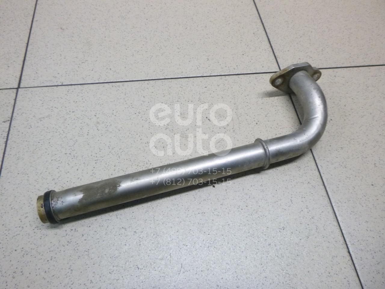 Трубка охлажд. жидкости металлическая Chevrolet Cruze 2009-2016; (55353329)  - купить со скидкой