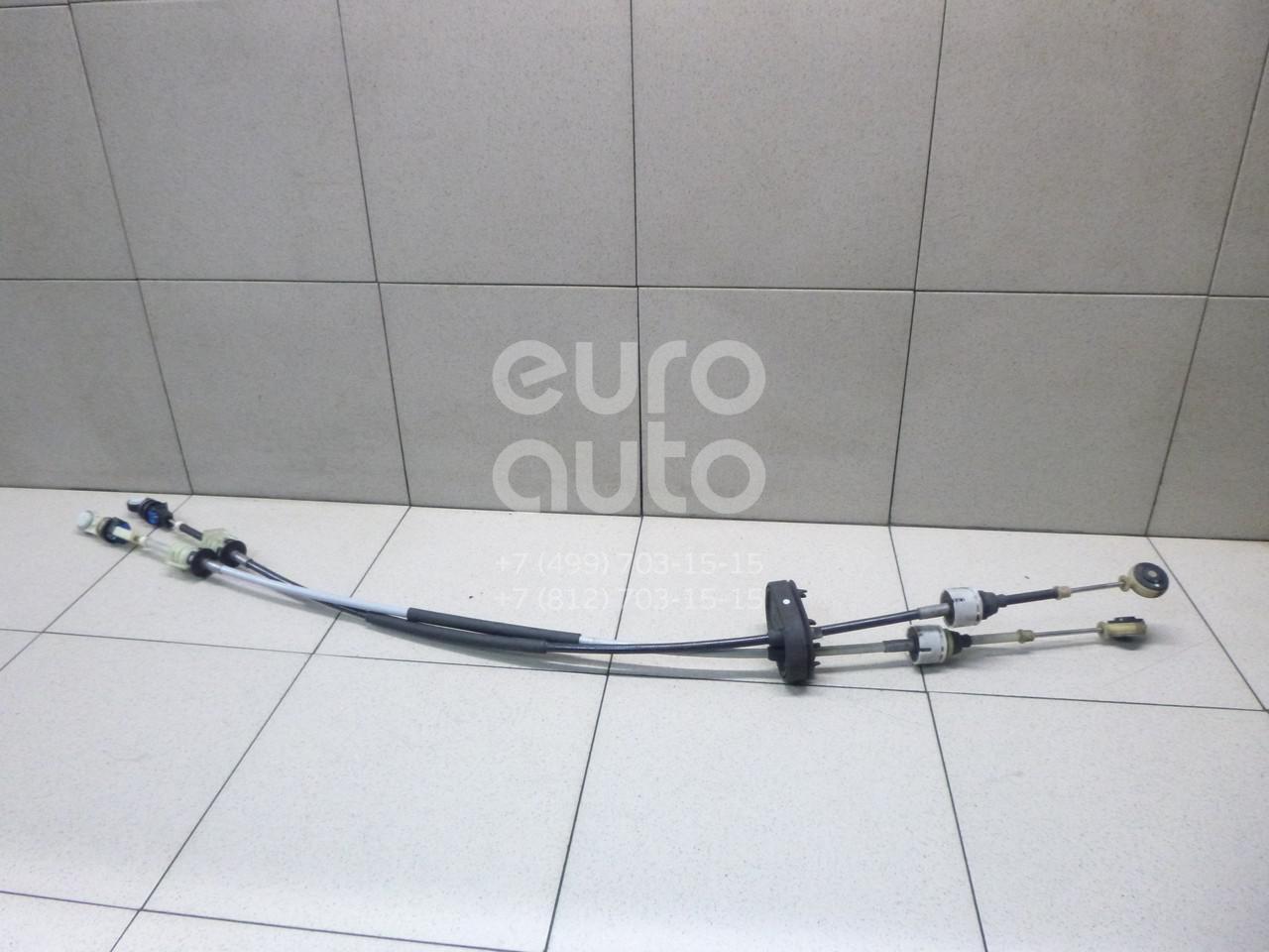 Купить Трос КПП Opel Astra J 2010-; (55577318)
