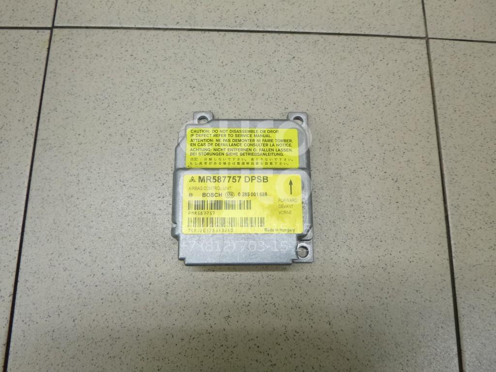 Купить Блок управления AIR BAG Mitsubishi Colt (Z3) 2003-2012; (MR587757)
