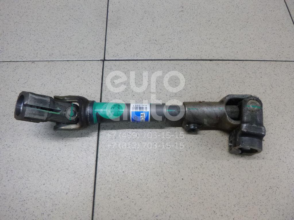 Купить Кардан рулевой Chevrolet Aveo (T300) 2011-; (95970321)