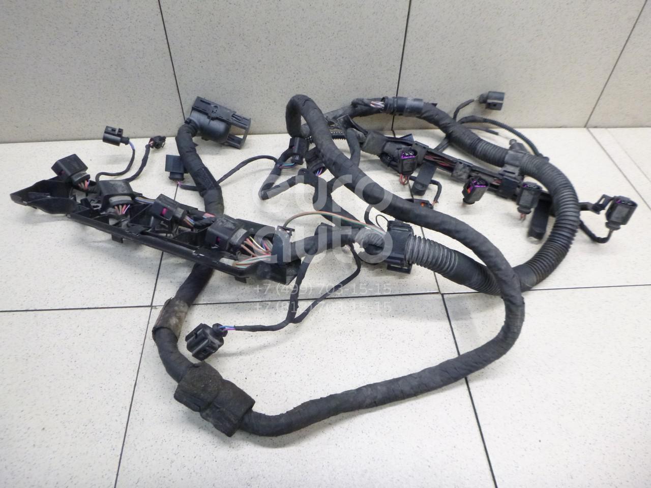 Купить Проводка (коса) Skoda Octavia (A5 1Z-) 2004-2013; (03C972619BK)