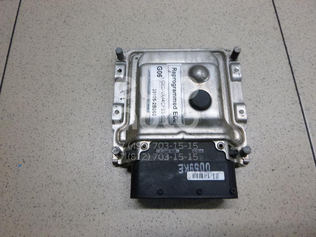 Купить Блок управления двигателем Kia Ceed 2007-2012; (391192B260)
