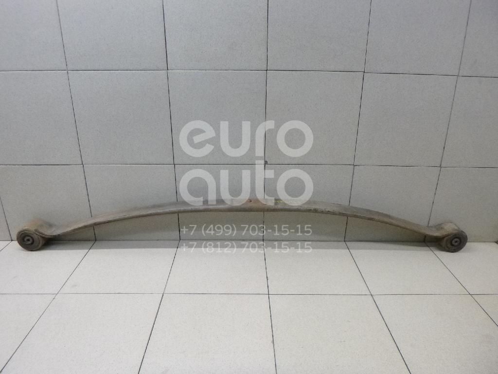 Купить Рессора задняя Mercedes Benz Sprinter (906) 2006-; (9063207506)