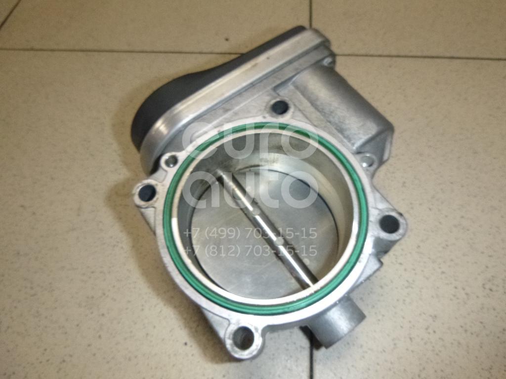 Купить Заслонка дроссельная электрическая BMW 5-серия E60/E61 2003-2009; (13547516946)