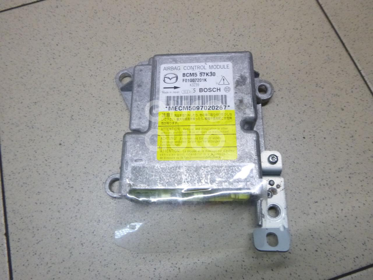 Купить Блок управления AIR BAG Mazda Mazda 3 (BL) 2009-2013; (BCM557K30)