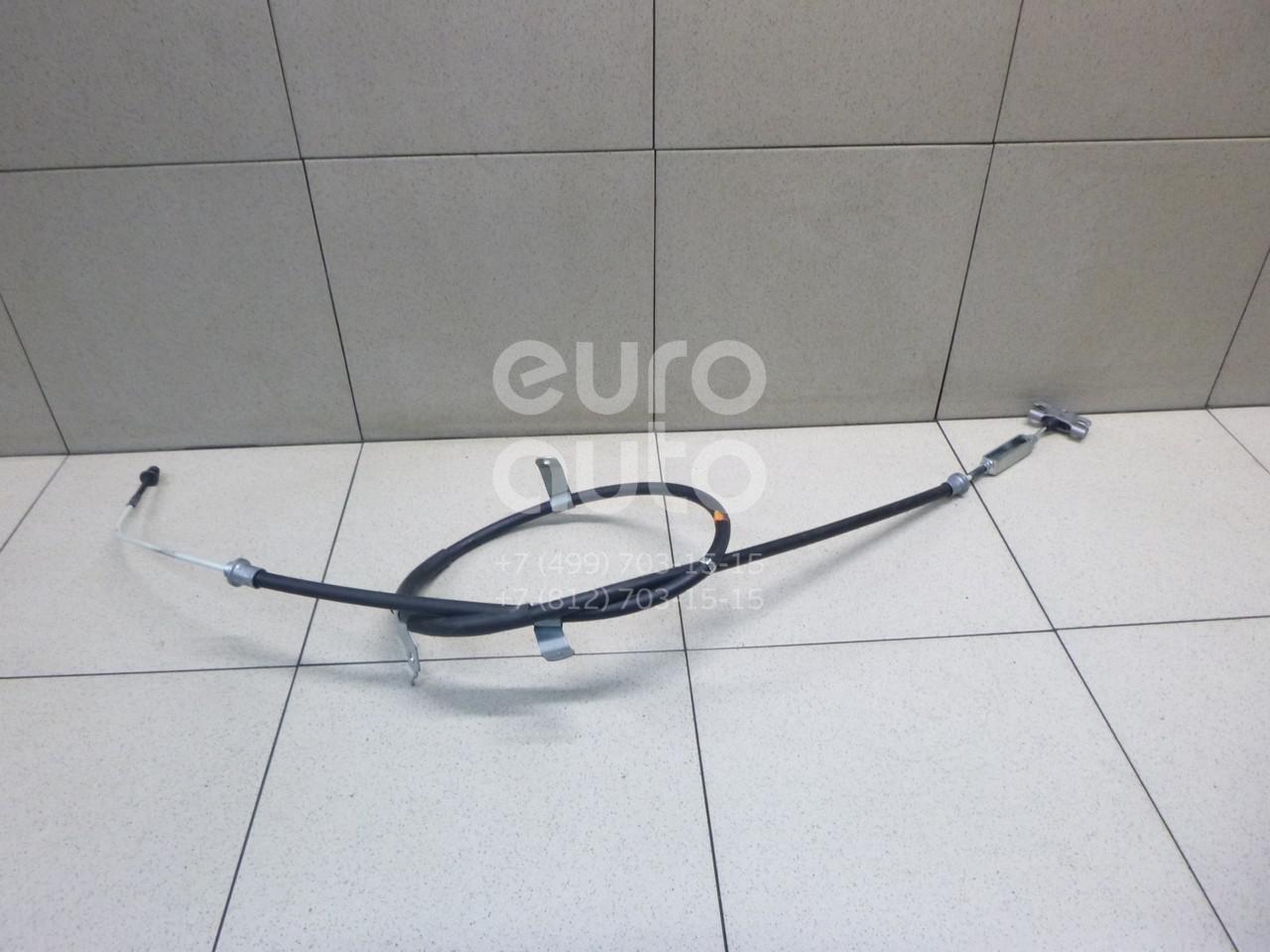 Купить Трос стояночного тормоза центральный Toyota Camry V50 2011-; (4644033061)