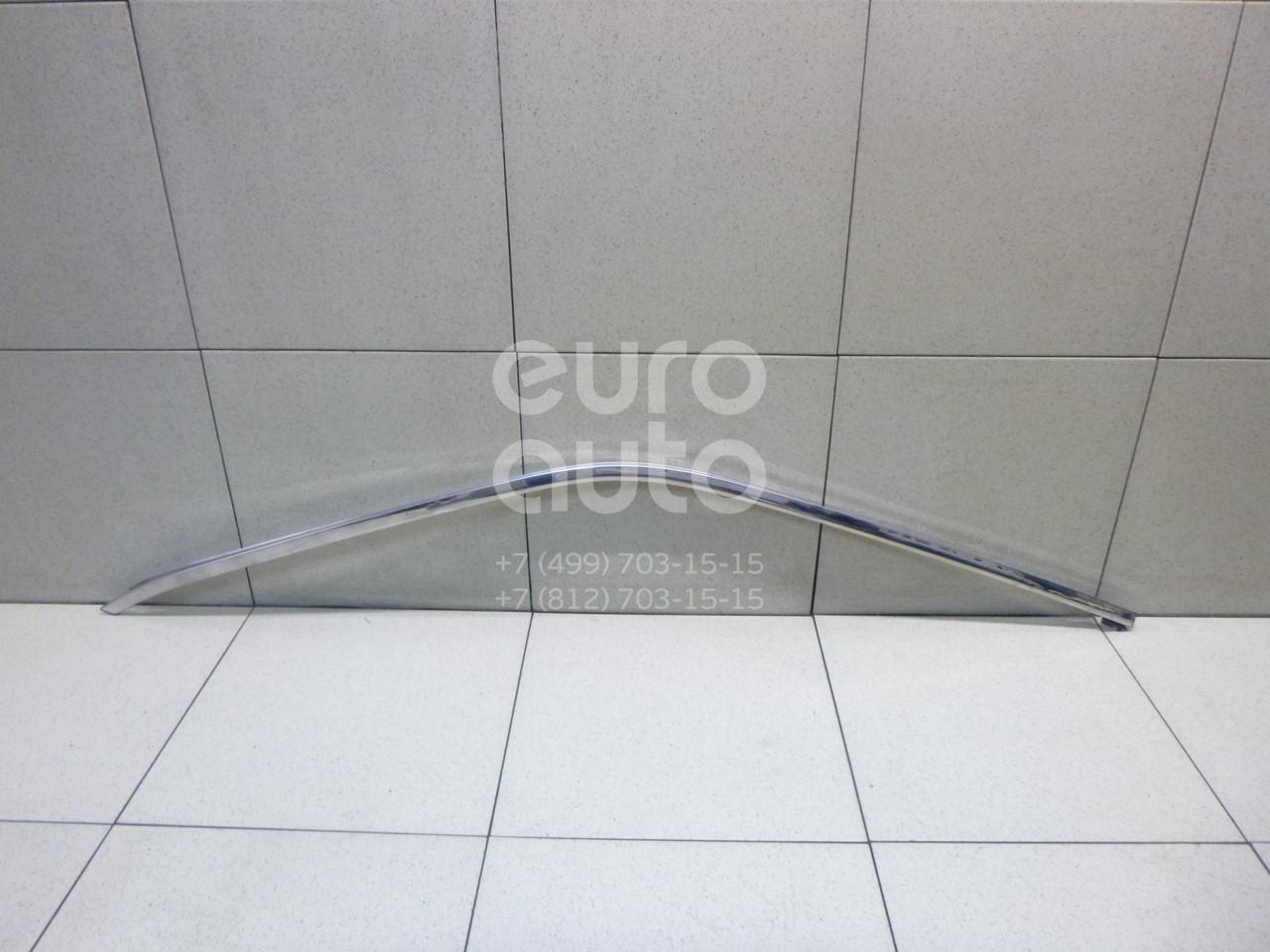 Купить Молдинг задней правой двери Toyota Camry V50 2011-; (7576333100)