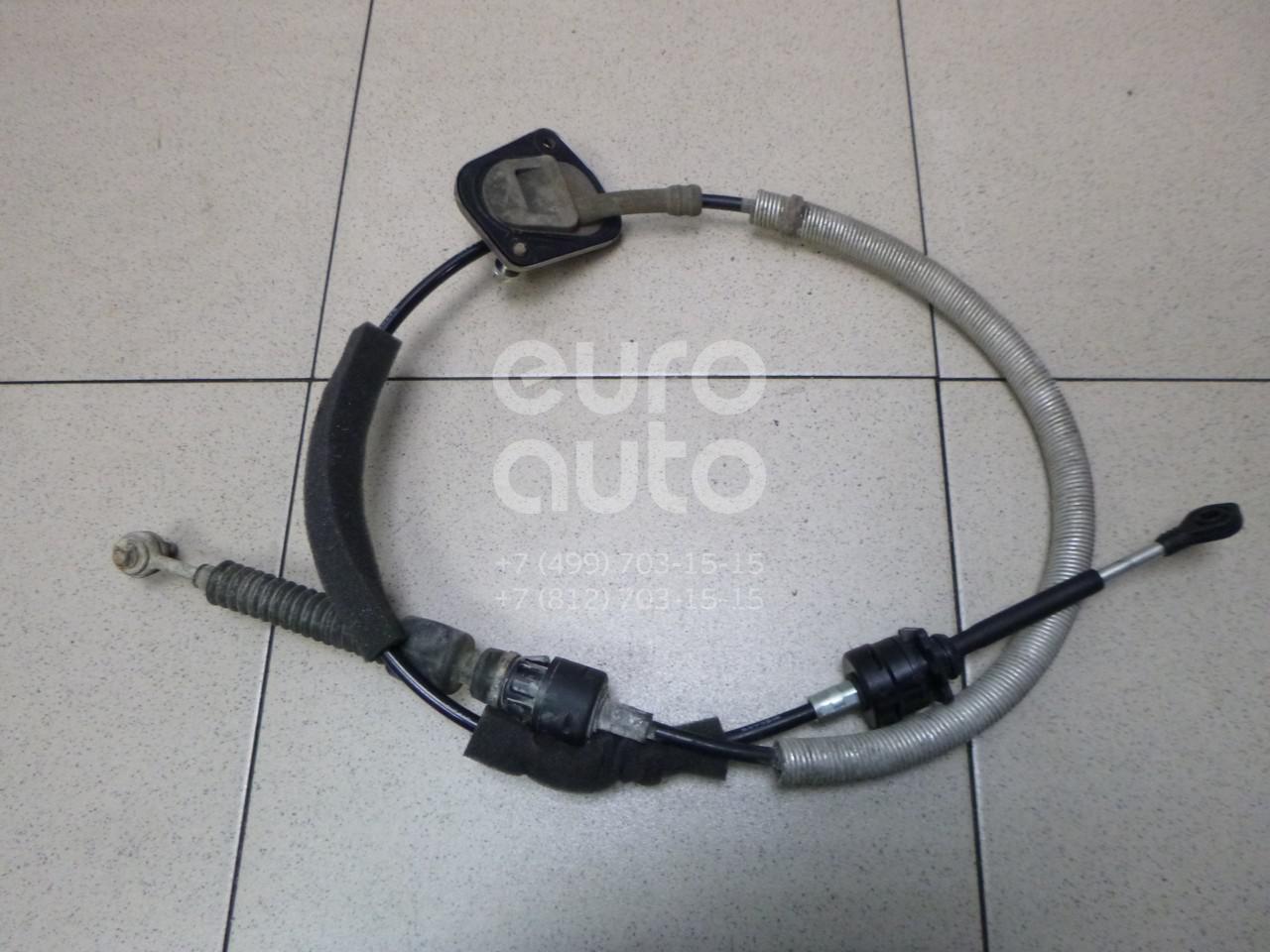 Купить Трос КПП Mitsubishi Lancer (CX, CY) 2007-; (2430A038)