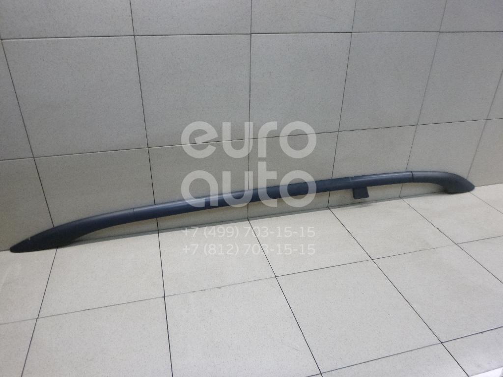 Купить Рейлинг левый (планка на крышу) Skoda Octavia (A5 1Z-) 2004-2013; (1Z9860033)