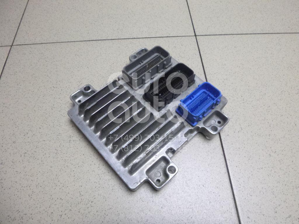 Купить Блок управления двигателем Opel Astra J 2010-; (12642100)