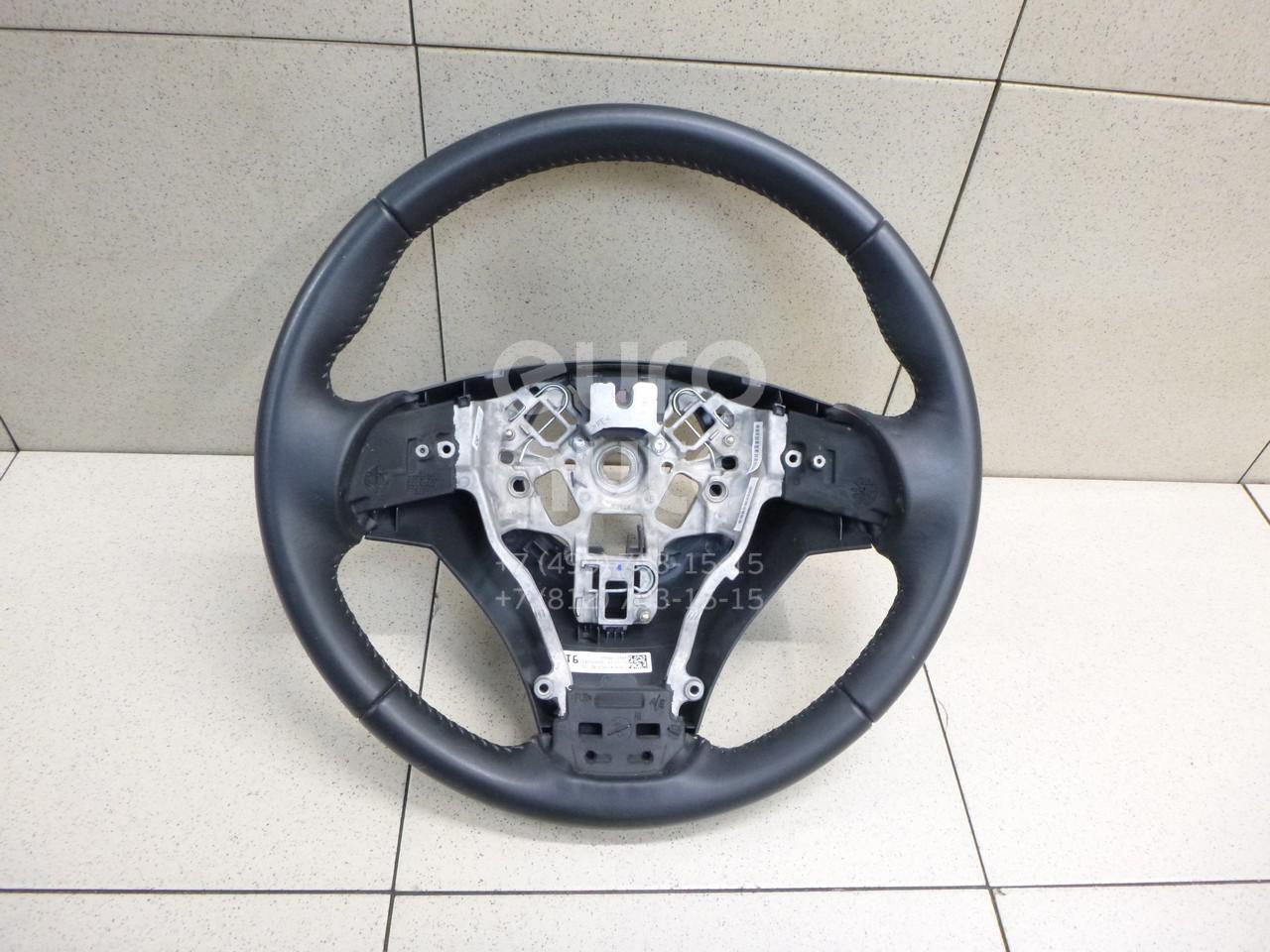 Купить Рулевое колесо для AIR BAG (без AIR BAG) Nissan Qashqai (J11) 2014-; (48430BM91A)
