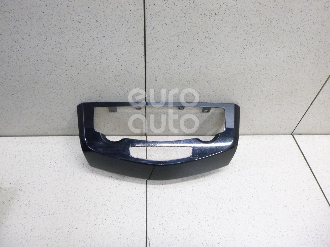 Купить Накладка декоративная Nissan Qashqai (J11) 2014-; (275704BA0A)
